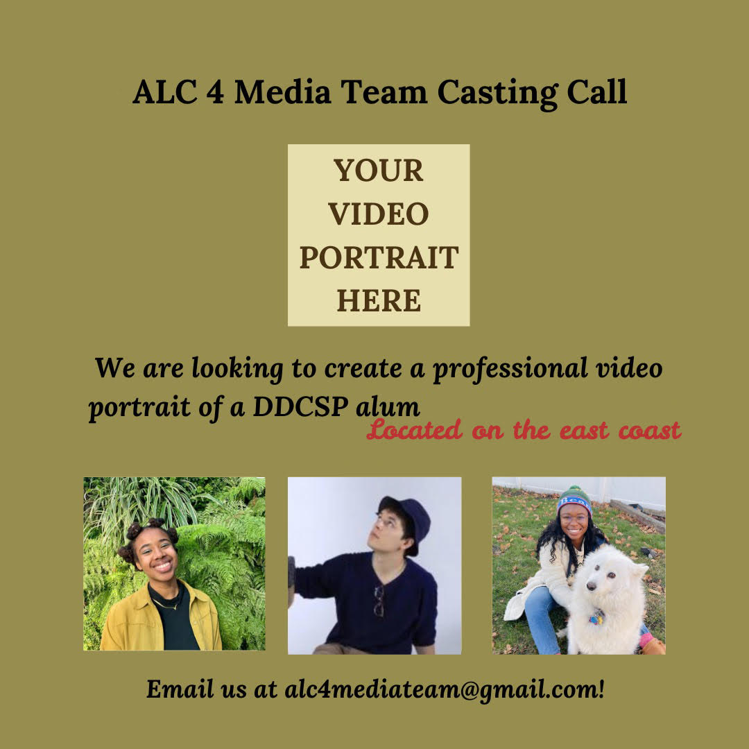 ALC 4 Media Team Casting Call