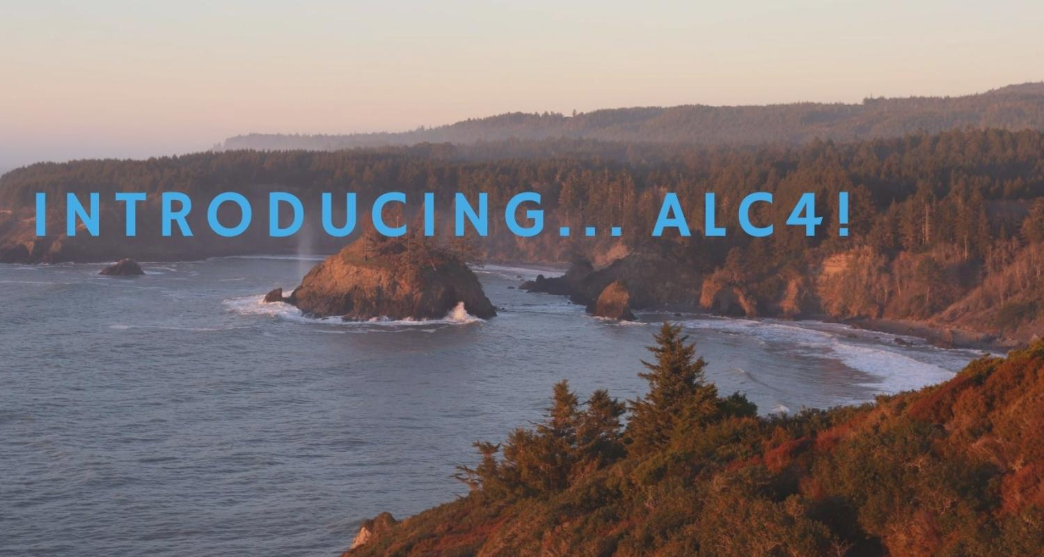 Introducing...ALC 4!